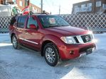 2009 Nissan Pathfinder LE-DVD FULL 41000KM GARANTIE PROLONG 120000KM!!! in St Leonard, Quebec