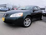 2006 Pontiac G6 ALLOY RIMS I-4 POWER GROUP LOCAL TRADE IN!! in St Catharines, Ontario