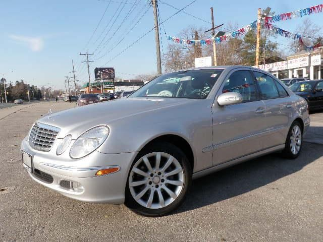 2003 mercedes benz e class e320 e320 1 owner sharp like for Mercedes benz scarborough