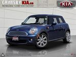 2008 MINI Cooper Hatchback SUNROOF, LEATHER, ACCIDENT FREE CAR in Grimsby, Ontario