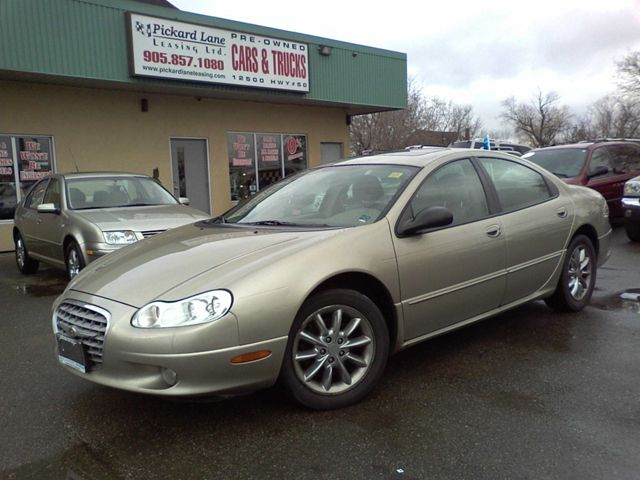 2002 chrysler concorde lxi sedan clean car bolton ontario used. Cars Review. Best American Auto & Cars Review