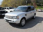 2008 Land Rover Range Rover Sport HSE NAVIGATION/LEATHER/SUNROOF in Toronto, Ontario
