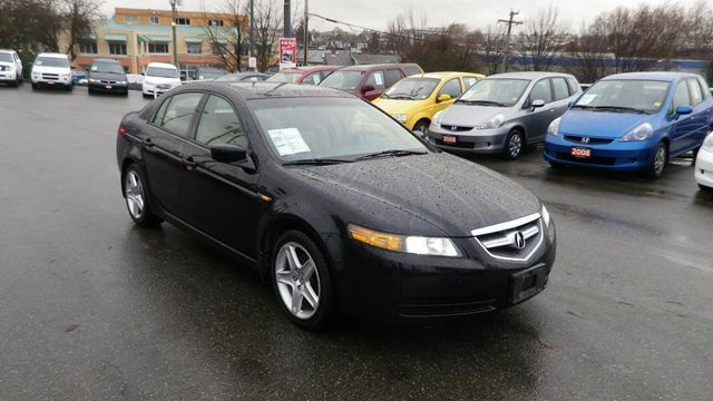 2004 acura tl victoria british columbia used car for sale. Black Bedroom Furniture Sets. Home Design Ideas