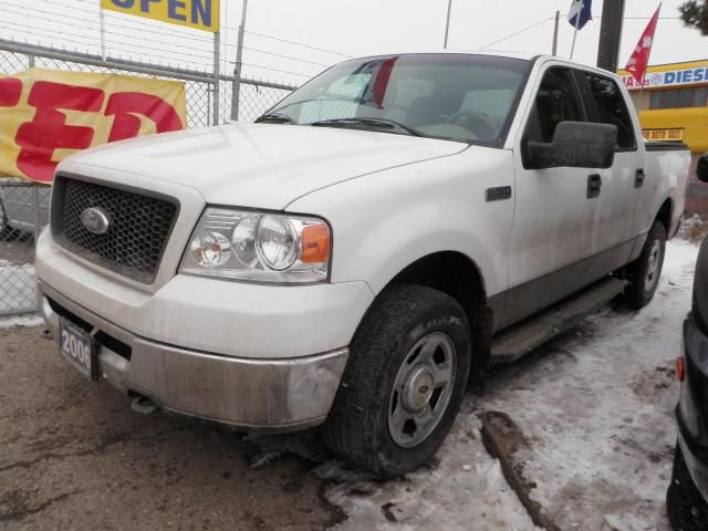 2006 Ford F 150 Xlt 4x4 4 Door Auto Low Rate