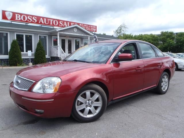 2007 ford five hundred sel oshawa ontario used car for sale. Cars Review. Best American Auto & Cars Review
