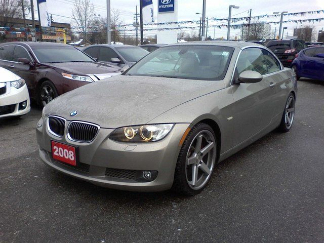 2008 BMW 3 Series 335i Convertible in Mississauga, Ontario