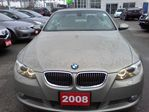 2008 BMW 3 Series 335i Convertible in Mississauga, Ontario image 8
