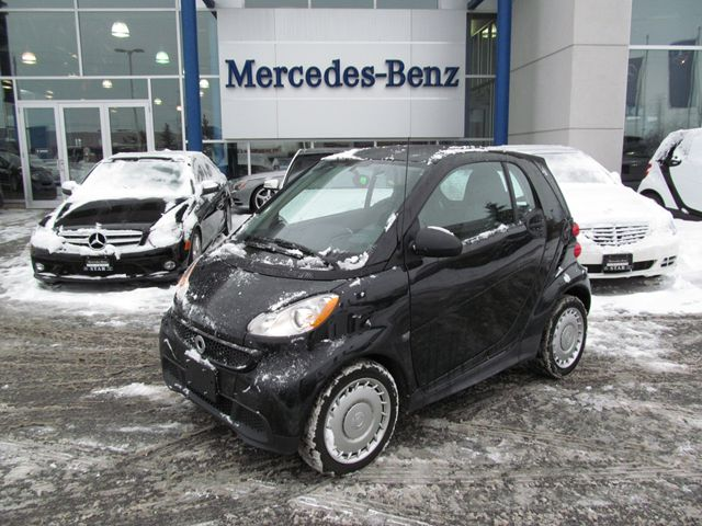 2013 Smart Fortwo pure cpé in Ottawa, Ontario