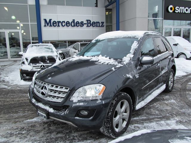 2010 mercedes benz m class ml350 bluetec 4matic ottawa for Mercedes benz ml350 4matic 2010