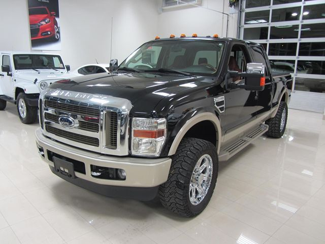 2010 Ford F-250 KING RANCH/CREW CAB - Joliette, Quebec Used Car For