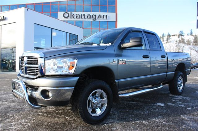 2008 dodge ram 3500 slt kelowna british columbia used. Black Bedroom Furniture Sets. Home Design Ideas