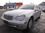 2003 Mercedes-Benz C-Class 3.2L in Windsor, Ontario