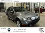 2009 BMW X3 xDrive30i PREMIUM & EXECUTIVE PACKAGES! in Dorval, Quebec