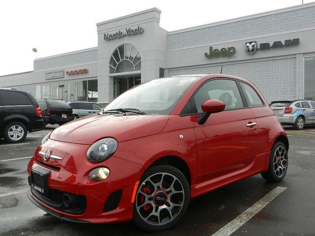 2013 fiat 500 sport turbo thornhill ontario used car. Black Bedroom Furniture Sets. Home Design Ideas