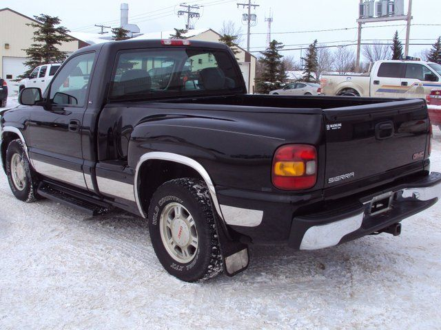 2001 gmc sierra 1500 sl sportside watrous saskatchewan used car for sale. Black Bedroom Furniture Sets. Home Design Ideas