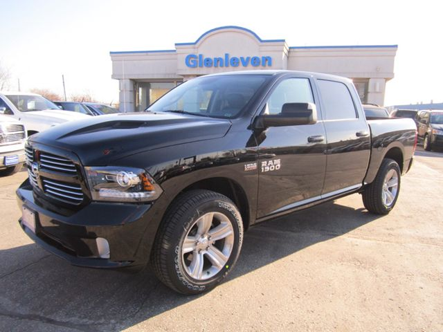 2013 dodge ram 1500 demo blowout sport 4x4 crew oakville ontario. Cars Review. Best American Auto & Cars Review