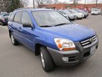 2008 Kia Sportage AUTO-SUNROOF-NO ACCIDENTS-MINT in Mississauga, Ontario image 3