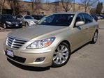 2009 Hyundai Genesis 3.8-PREMIUM PACKAGE-REAL BEAUTY-CERTIFIED in Mississauga, Ontario