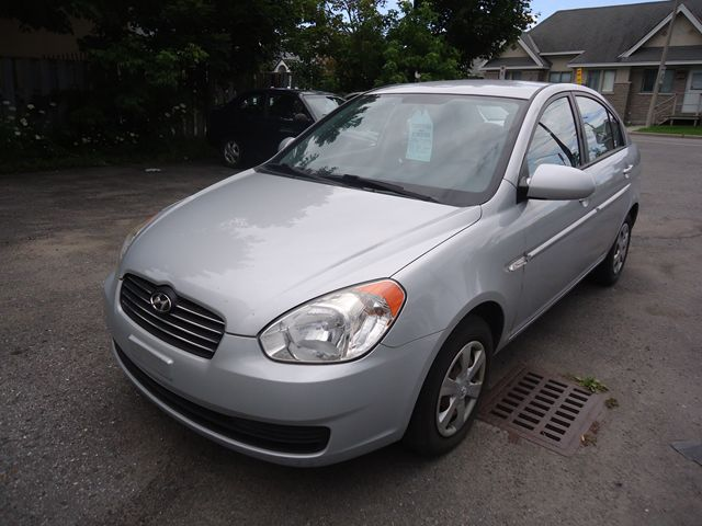 2007 hyundai accent gl ottawa ontario used car for sale. Black Bedroom Furniture Sets. Home Design Ideas