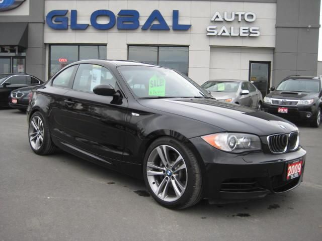 2009 BMW 1 Series