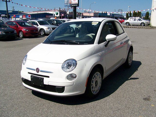 2012 fiat 500 pop richmond british columbia used car for sale. Black Bedroom Furniture Sets. Home Design Ideas