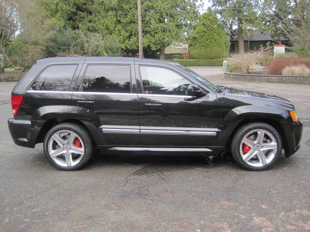 2009 jeep grand cherokee srt8 langley british columbia used car for sale. Black Bedroom Furniture Sets. Home Design Ideas