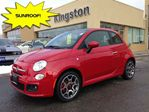 2012 Fiat 500 Sport Hatchback in Kingston, Ontario