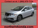 2013 Honda Civic EX *DEMO* in North Bay, Ontario