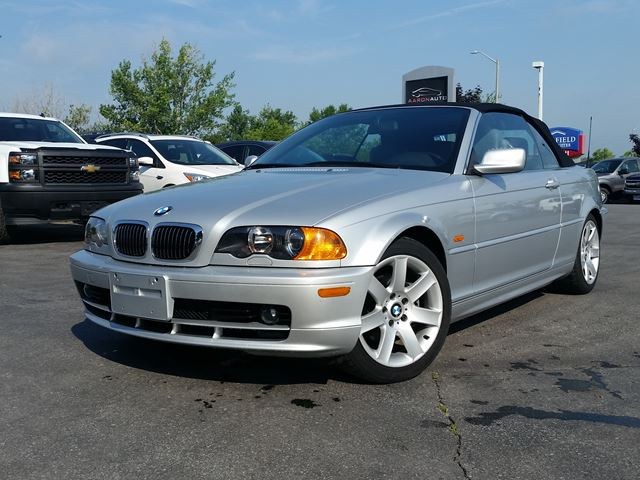 2000 bmw 3 series 323ci convertible belleville ontario used car for sale. Black Bedroom Furniture Sets. Home Design Ideas