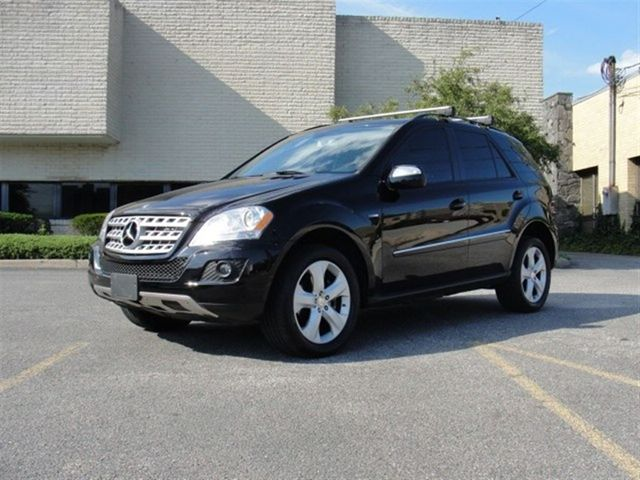 2009 mercedes benz m class ml320 leather sunroofbluetec for 2009 mercedes benz m class