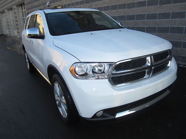 2013 dodge durango crew plus dartmouth nova scotia used. Black Bedroom Furniture Sets. Home Design Ideas