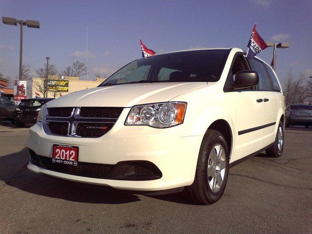 2012 Dodge Grand Caravan SE Minivan in Mississauga, Ontario