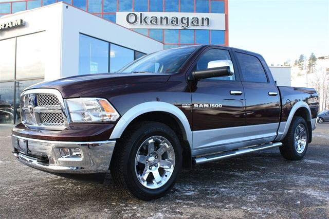 2012 dodge ram 1500 laramie kelowna british columbia used car for. Black Bedroom Furniture Sets. Home Design Ideas