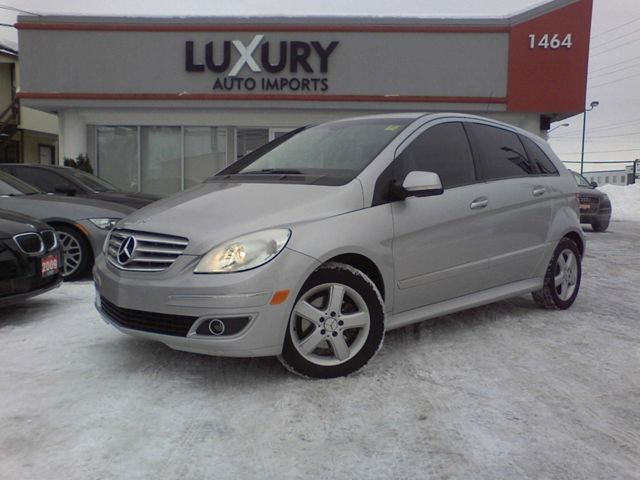 2007 Mercedes Benz B Class 4dr Hb Ottawa Ontario Used