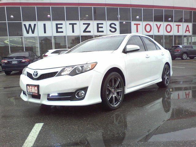 2012 toyota camry se wheels for sale. Black Bedroom Furniture Sets. Home Design Ideas