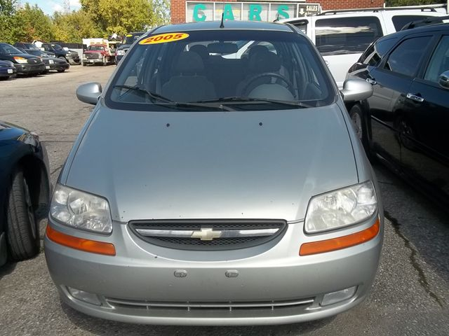 2005 Chevrolet Aveo