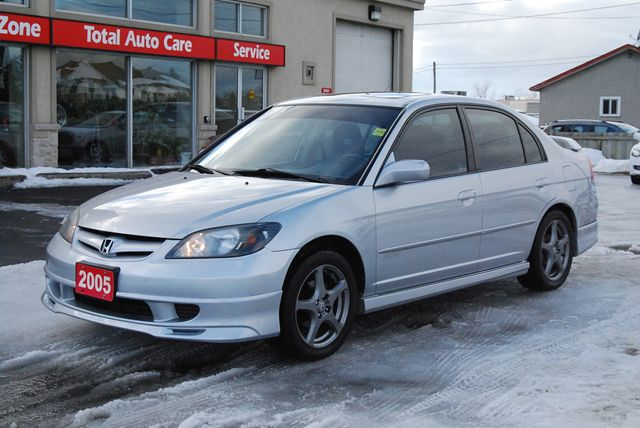 2005 honda civic si ottawa ontario used car for sale. Black Bedroom Furniture Sets. Home Design Ideas
