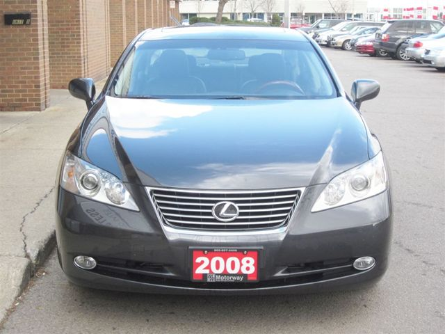 2008 lexus es 350 premium mississauga ontario used car. Black Bedroom Furniture Sets. Home Design Ideas
