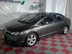 2009 Honda Civic LX-S Sedan  |  $112 Bi-weekly in Waterloo, Ontario