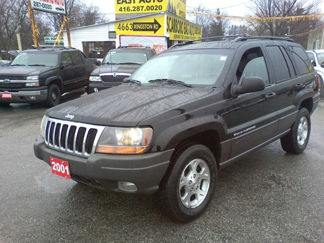 2001 jeep grand cherokee laredo s u v loaded alloys 1 2 down 0. Black Bedroom Furniture Sets. Home Design Ideas