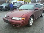 2001 Oldsmobile Alero GL Sedan / E TESTED / ALLOYS / LOADED in Scarborough, Ontario