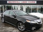 2010 Acura TL SH-AWD Technology Package 5AT in Calgary, Alberta