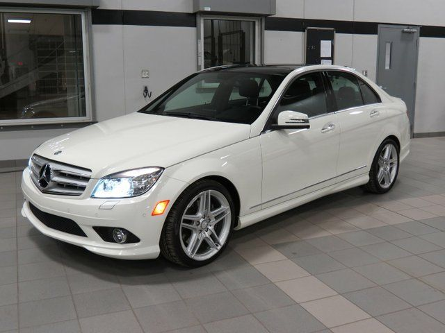 2010 mercedes benz c class c350 4matic kelowna british for Mercedes benz 2010 c class