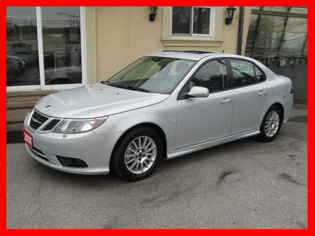2008 Saab 9-3