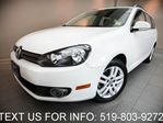 2011 Volkswagen Golf COMFORTLINE TDI! TURBO DIESEL! LOADED CERTIFIED! in Guelph, Ontario