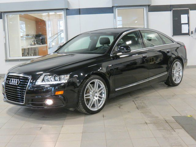 2009 audi a6 3 0 premium s line kelowna british columbia used car for sale. Black Bedroom Furniture Sets. Home Design Ideas