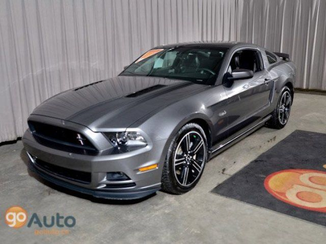 2013 ford mustang gt coupe 5 0l v8 california special leather edmonton alberta used car. Black Bedroom Furniture Sets. Home Design Ideas