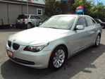 2008 BMW 5 Series 528i KEPT LIKE BRAND-NEW ONE OWNER,,SAFETY AND ETESTED,FINANCING AVIALABLE in Ottawa, Ontario