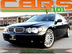 2004 BMW 7 Series Li **EXECUTIVE/SPORT PACKAGE** in Pickering, Ontario