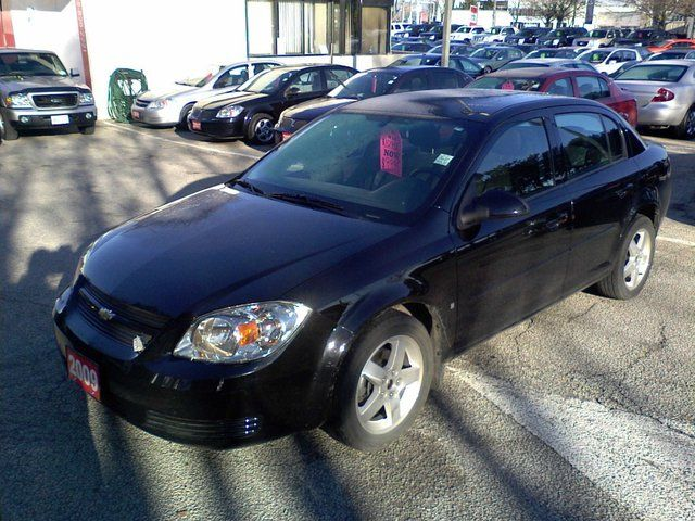 2009 Chevrolet Cobalt LT Sedan in Mississauga, Ontario